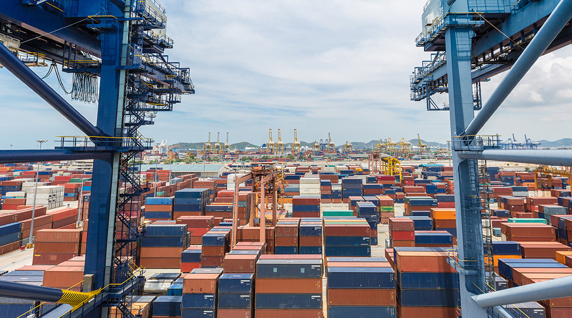 European Port Operator Improves Asset Utilization and Reduces Costs
