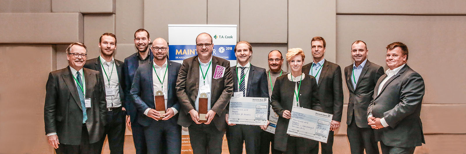 MAINTAINER Award - die Gewinner